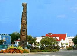 Bethany Totem Pole