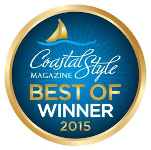 2015 Best of Coastal Style Winner