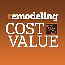 remodeling costs v value